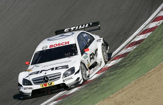 Di Resta triumphiert in Brands Hatch: Mercedes siegt, Audi gewinnt