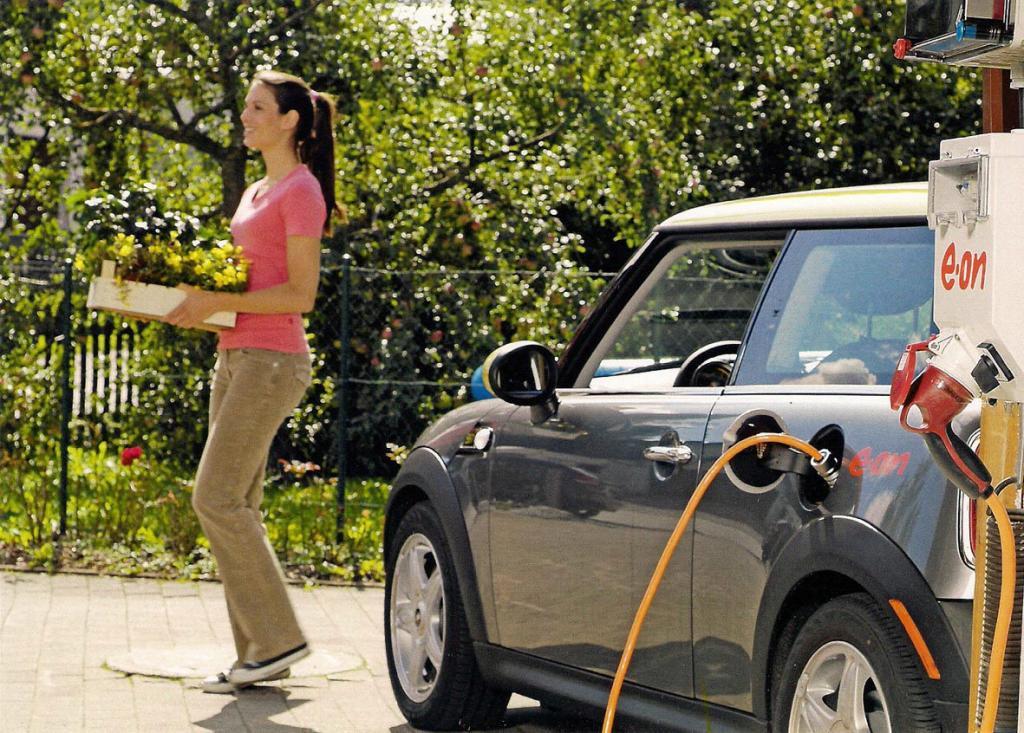 Elektrofahrzeuge: 75 Gramm CO2 pro Kilometer