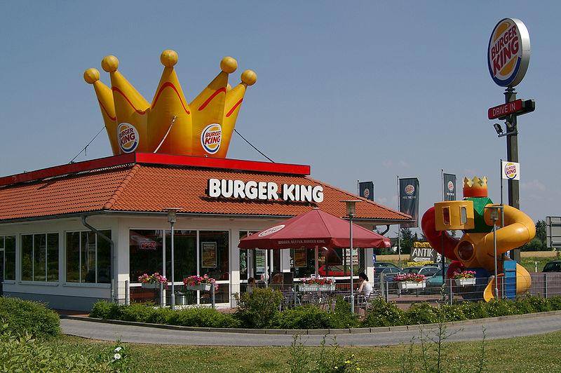 Energie durch Autos – Der neue Drive-in bei Burger King