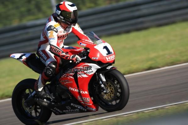 Erster ABS-Einsatz beim Superbike-IDM-Finale