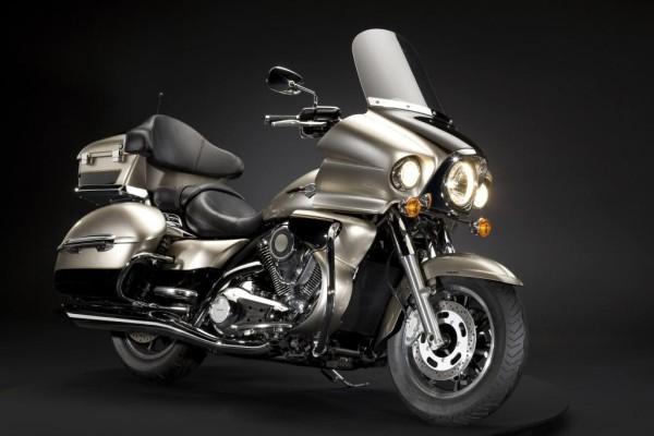 Fahrbericht Kawasaki VN 1700 Voyager: Hinterm Horizont geht es weiter