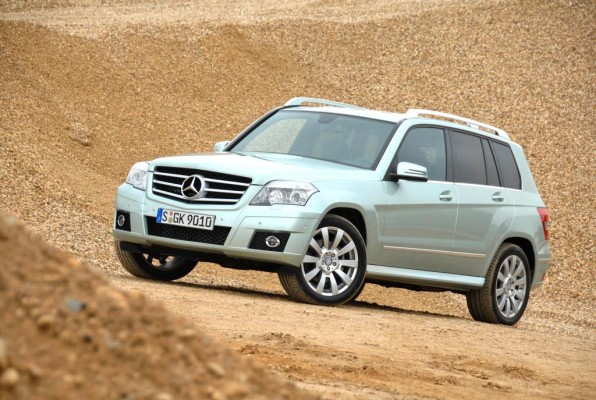 Fahrbericht Mercedes GLK 300 4Matic: Kantiges Kraftpaket