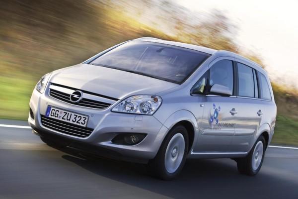 Fahrbericht Opel Zafira CNG-Turbo: Mehr Erdgas-Power für Gemütsmenschen