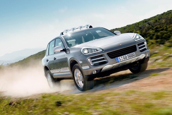 Fahrbericht Porsche Cayenne S: Transsyberia Feeling