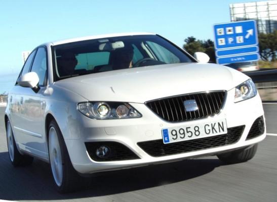 Fahrbericht Seat Exeo 2.0 TDI CR Style: Topmodell