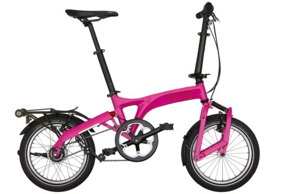 Falträder werden kleiner und komfortabler