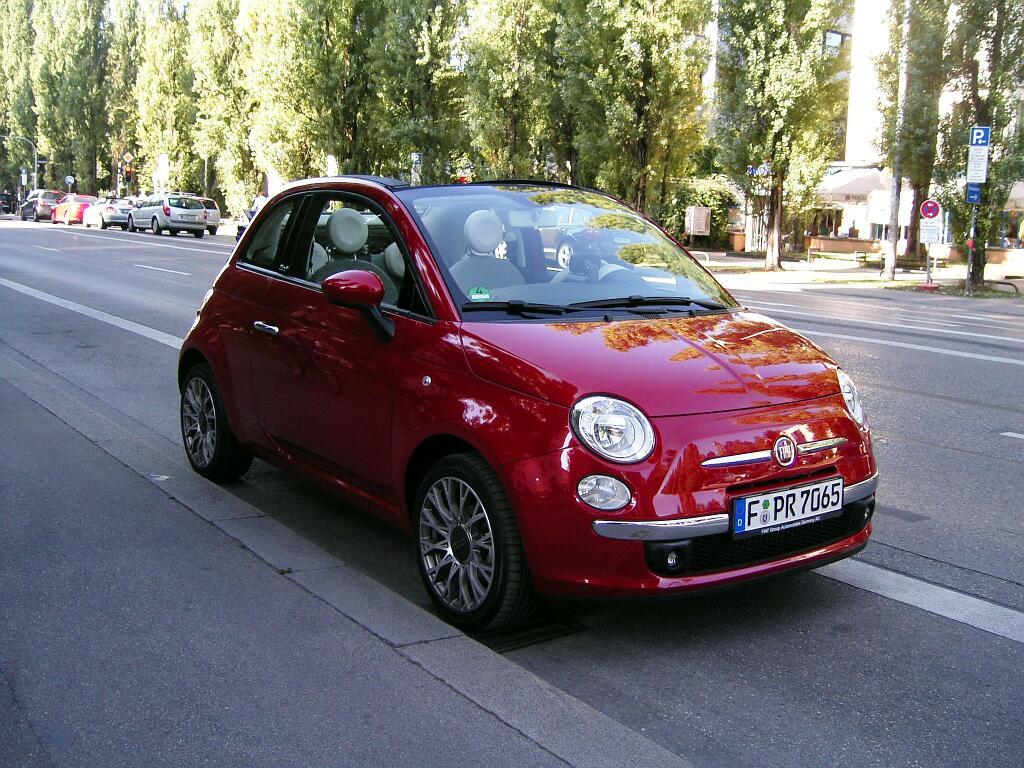 Fiat 500C: Erinnerung an einen Klassiker - Bild(10)