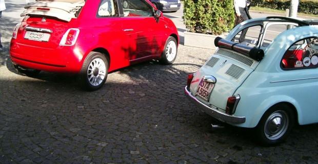 Fiat 500C: Erinnerung an einen Klassiker - Bild(2)