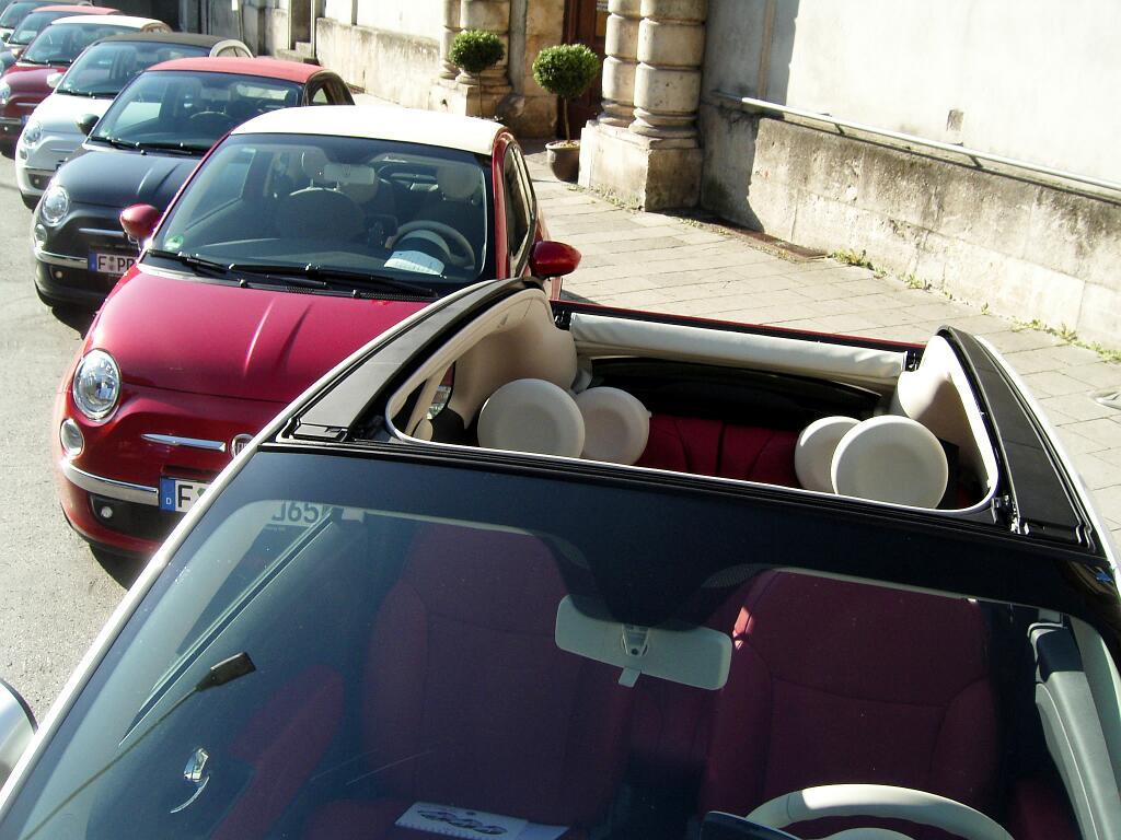Fiat 500C: Erinnerung an einen Klassiker - Bild(6)