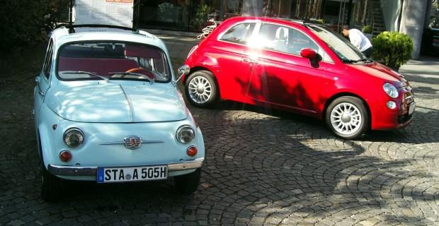 Fiat 500C: Erinnerung an einen Klassiker - Bild