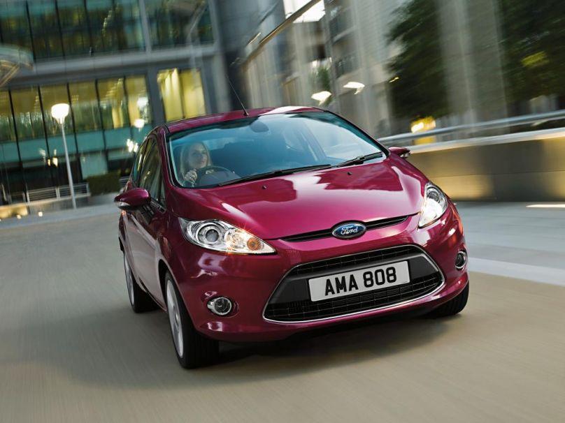 Fiesta: Fahrbericht Ford Fiesta 1,6 Ti-VCT: Hübsch, geräumig und flink