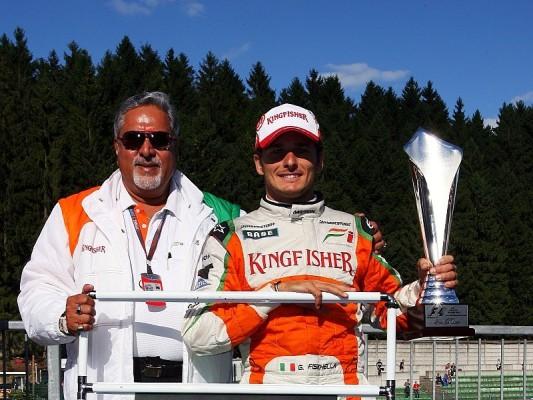 Fisichella ersetzt Badoer ab Monza: Ein Traum wird wahr