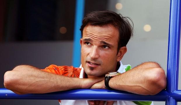 Force India bestätigt Liuzzi: Ersatz gefunden