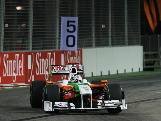 Force India möchte punkten: Suzuka liegt uns besser