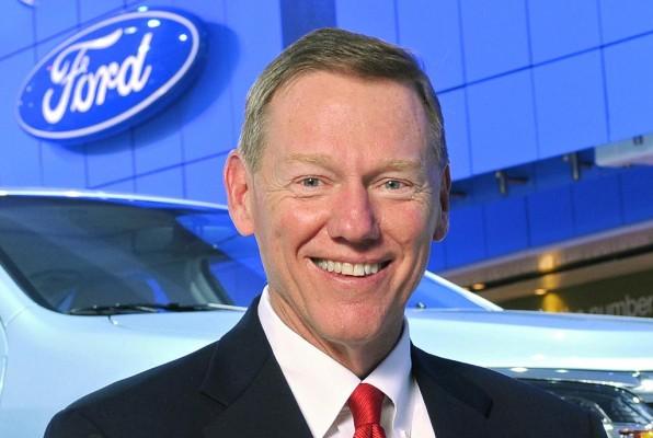 Ford-Chef Mulally sieht US-Markt im Aufwind