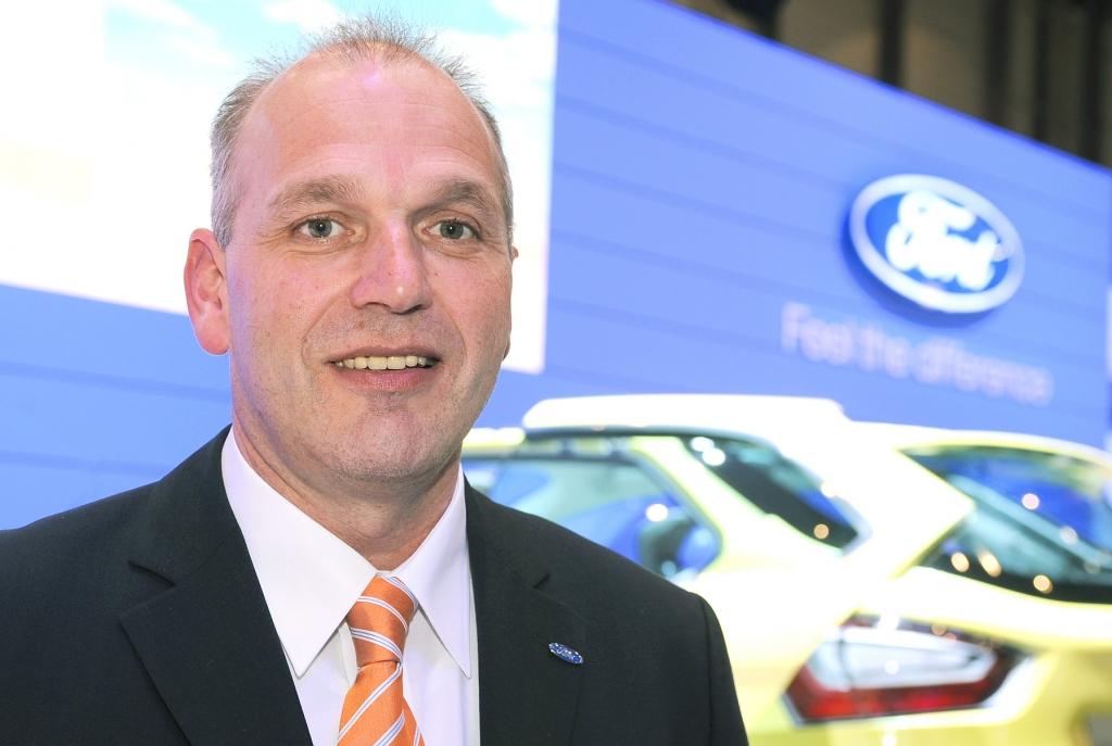 Ford: Stackmann klettert auf der Karriereleiter