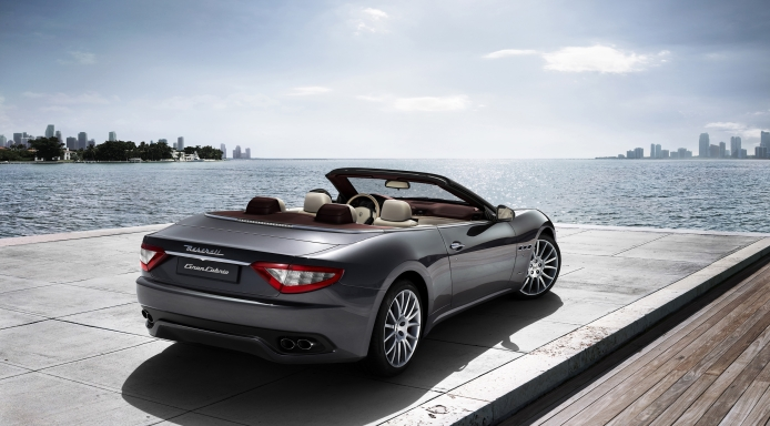 Granturismo: Vorstellung Maserati Gran Cabrio: Italienisches Frischluft-Vergnügen