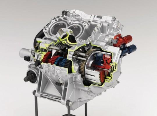 Honda bringt Doppelkupplung für Motorräder