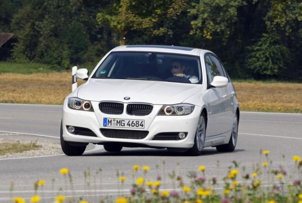 IAA 2009: BMW 320d EfficientDynamcis Edition