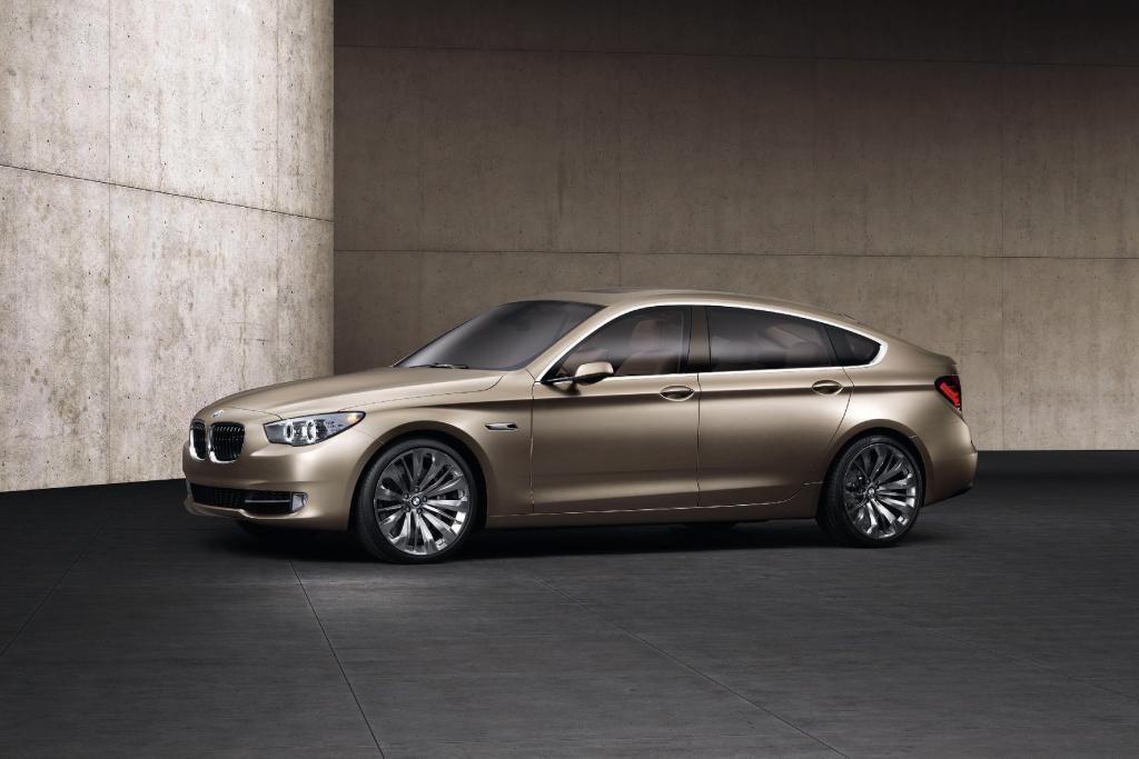 IAA 2009: BMW 5er Gran Turismo - Alleskönner mit luxuriösem Ambiente