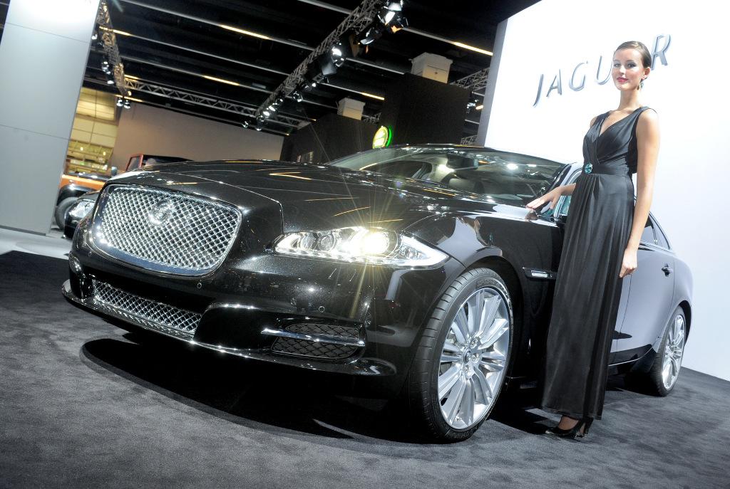 IAA 2009: Jaguar - Premiere für das neue Flaggschiff