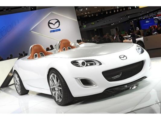 IAA 2009: Mazda feiert 20 Jahre MX-5