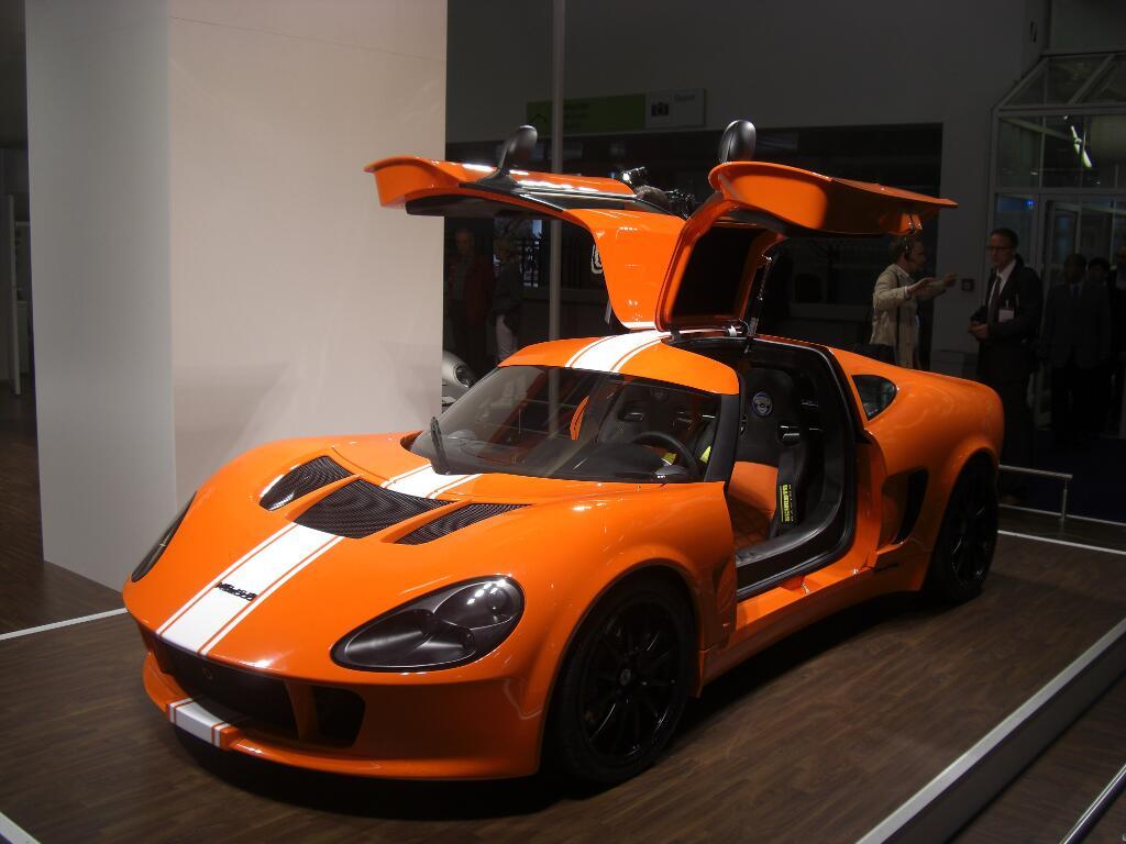 IAA 2009: Melkus-Sportwagen - noch nie gehört?