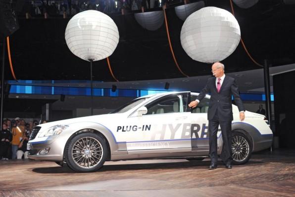 IAA 2009: Mercedes - Auf die Mischung kommt es an