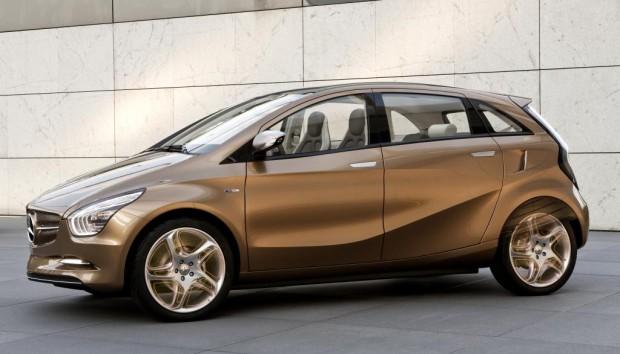 IAA 2009: Mercedes-Benz zeigt Blue Zero-Modelle als Autos der Zukunft
