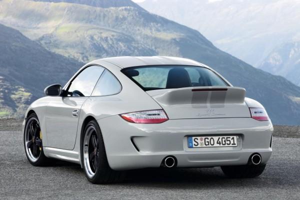 IAA 2009: Porsche bringt Sonderserie 911 Sport Classic