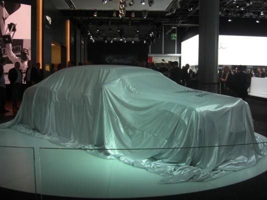 IAA 2009 Rundgang: Bentley Mulsanne
