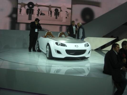IAA 2009 Rundgang: Mazda MX-Superlight