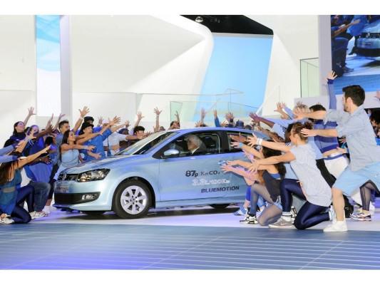 IAA 2009 Rundgang: VW Polo BlueMotion und Scirocco BlueMotion