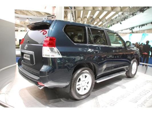 IAA 2009: Sparmeister Toyota Land Cruiser