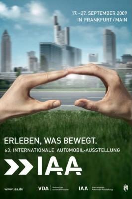 IAA 2009: Streitgespräch um Mobilität der Zukunft