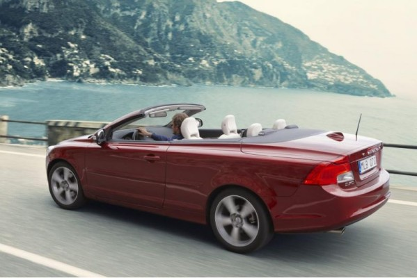 IAA 2009: Video - Volvo C70 - Facelift