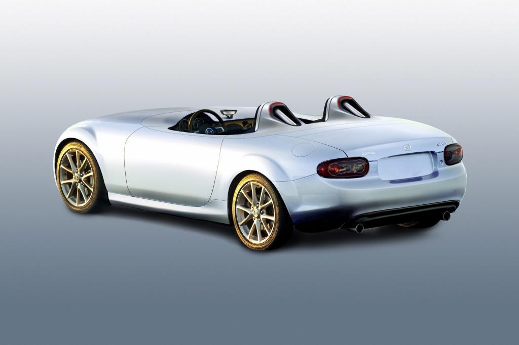 IAA 2009 - Von Stand zu Stand: Ferrari bis Mazda (Teil 3)  - Bild(9)