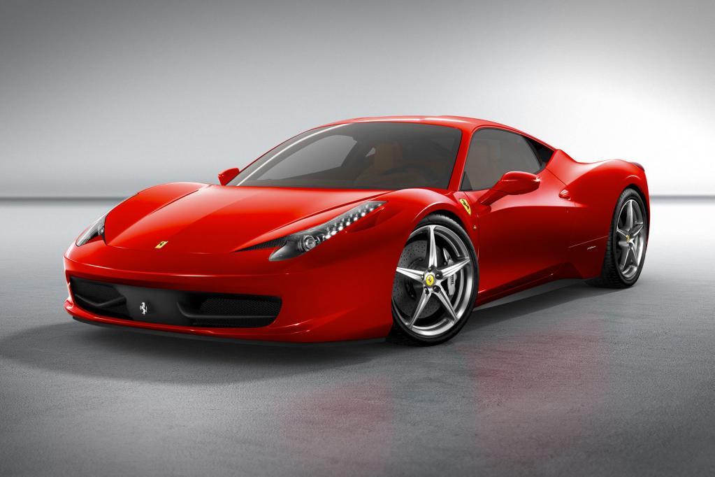IAA 2009 - Von Stand zu Stand: Ferrari bis Mazda (Teil 3)  - Bild
