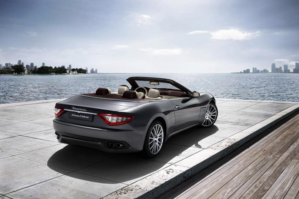 IAA 2009 - Von Stand zu Stand: Maserati bis Porsche (Teil 4/5)
