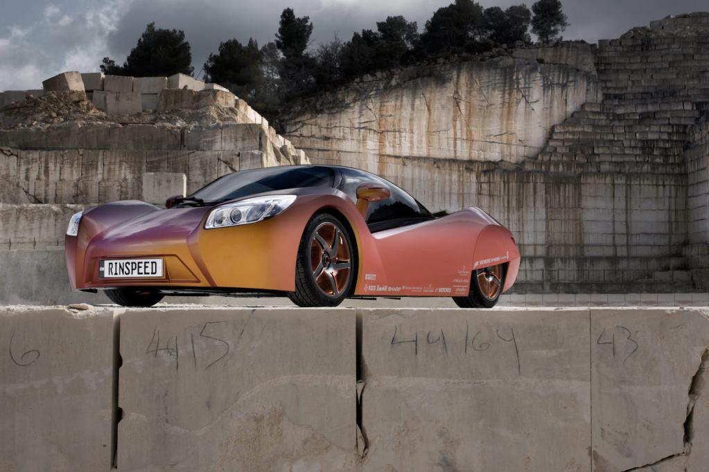 IAA 2009 Zulieferer: Moderne Technik für das Auto der Zukunft