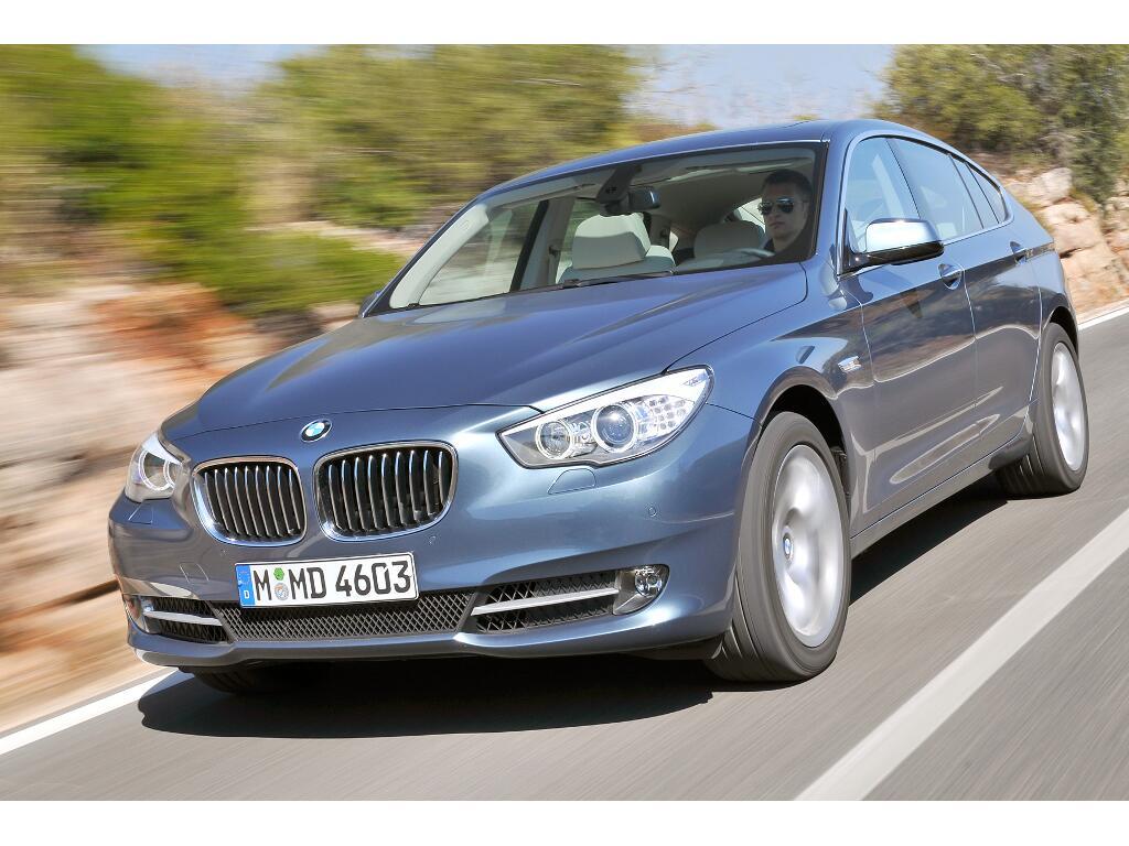 IAA Frankfurt: BMW 5er Gran Turismo: Alleskönner mit luxuriösem Ambiente