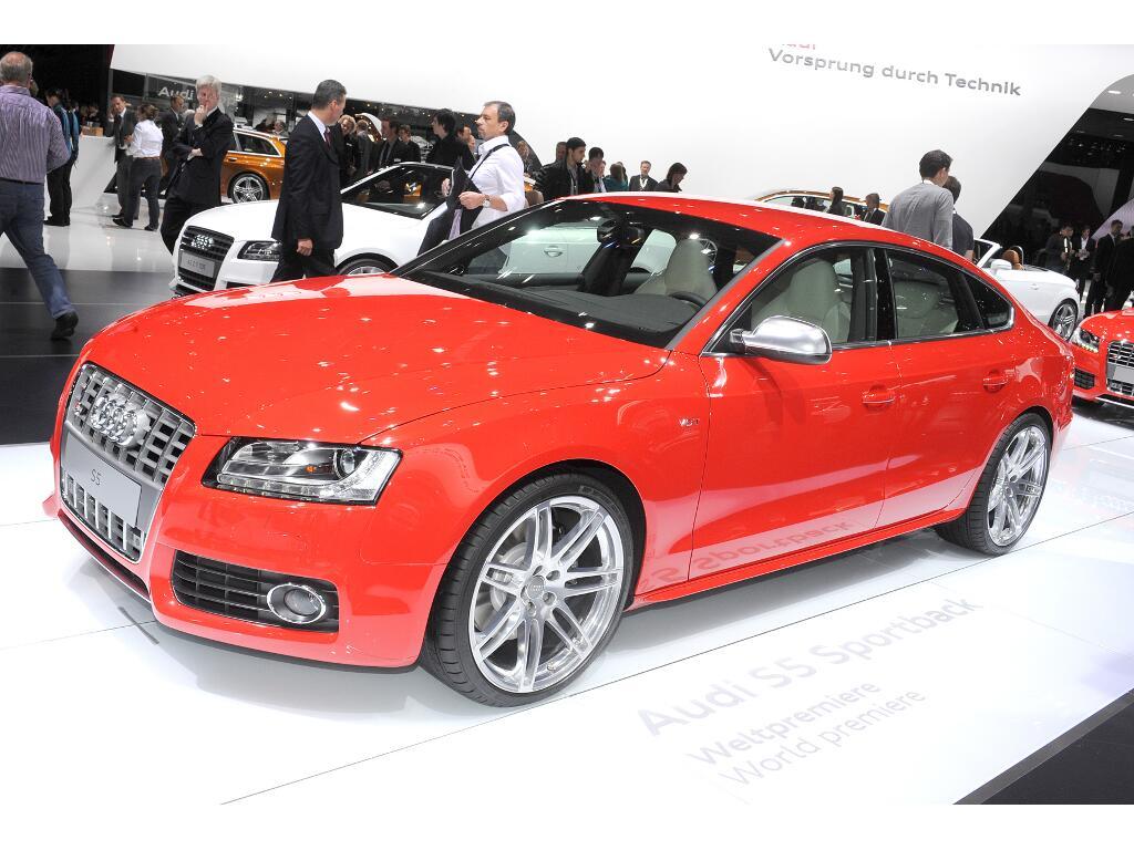 IAA Frankfurt: IAA 2009: Audis S5 folgt dem A5 Sportback auf dem Fuße