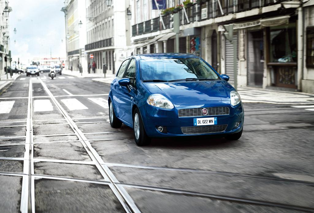 IAA Frankfurt: IAA 2009: Aus Fiat Grande Punto wird Punto Evo | Fiat Grande Punto