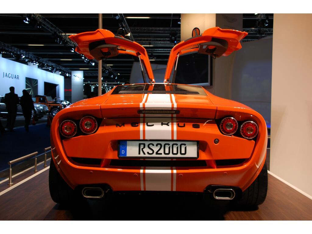 IAA Frankfurt: IAA 2009: Melkus-Sportwagen - noch nie gehört?