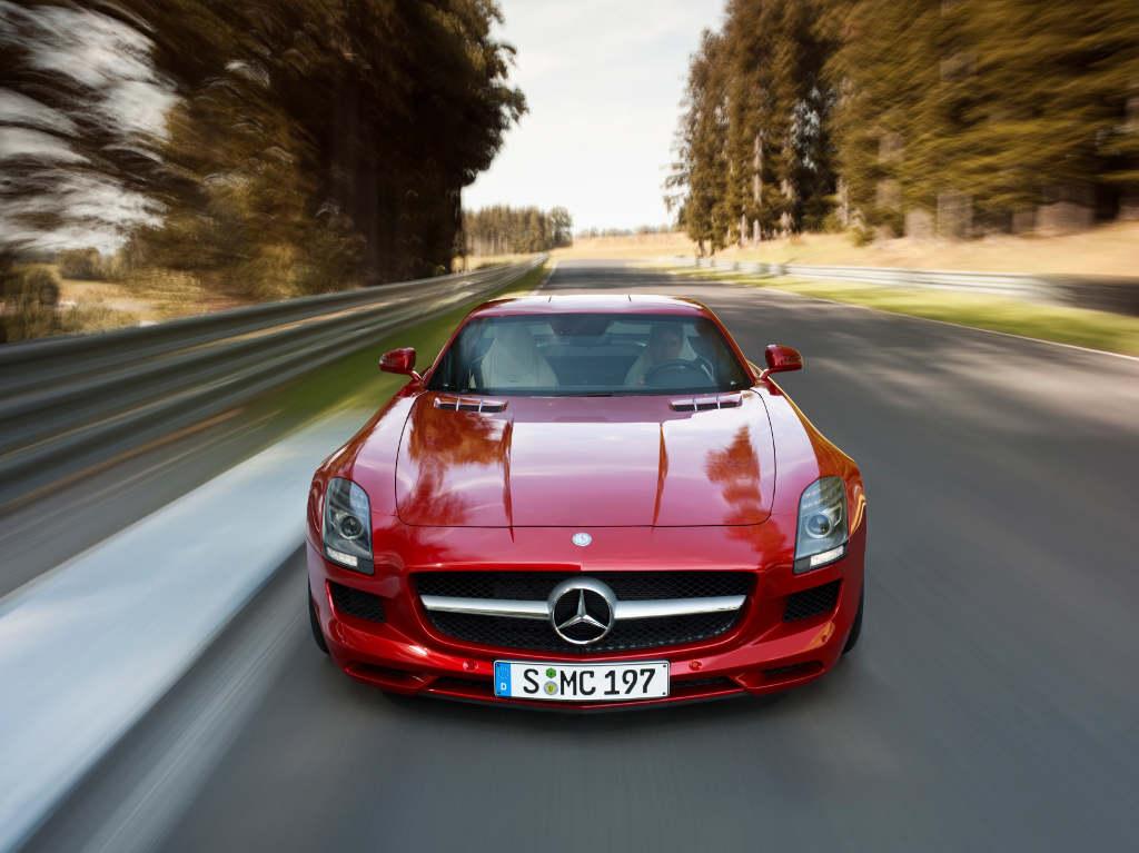 IAA Frankfurt: Mercedes Flügeltür-Sportler ab 177 310 Euro
