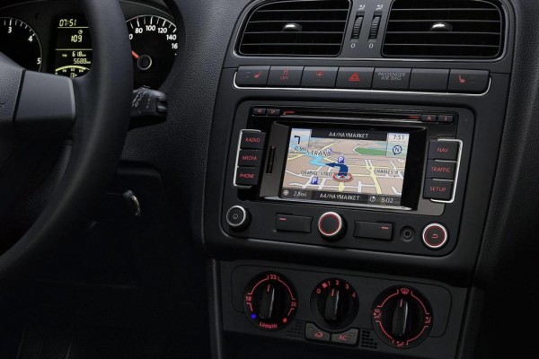 Klassische Navigationsgeräte auf Rückzug
