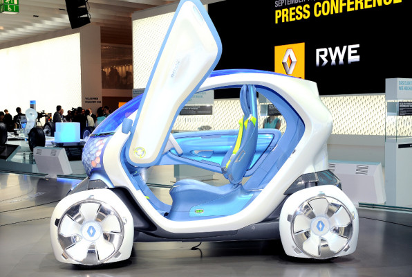 Kleinere Autos auch in Zukunft auf dem Vormarsch?