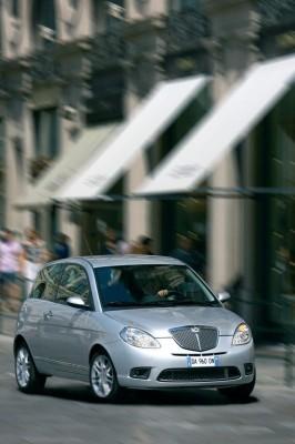 Lancia bringt drei Sondermodelle