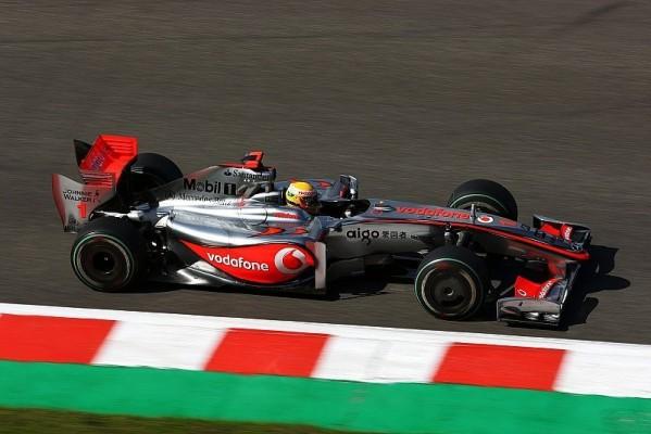 Lewis Hamilton: Mathematisch noch Titelchancen