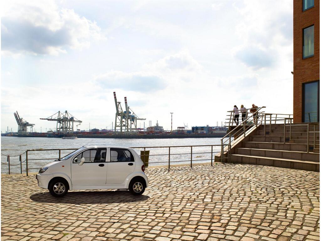 Luis free: Das erste deutsche Elektro ab 9. September serienmäßig auf dem Markt - Bild(10)
